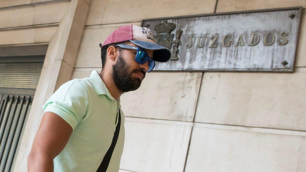 La Audiencia de Navarra mantiene la libertad provisional para el guardia civil de La Manada