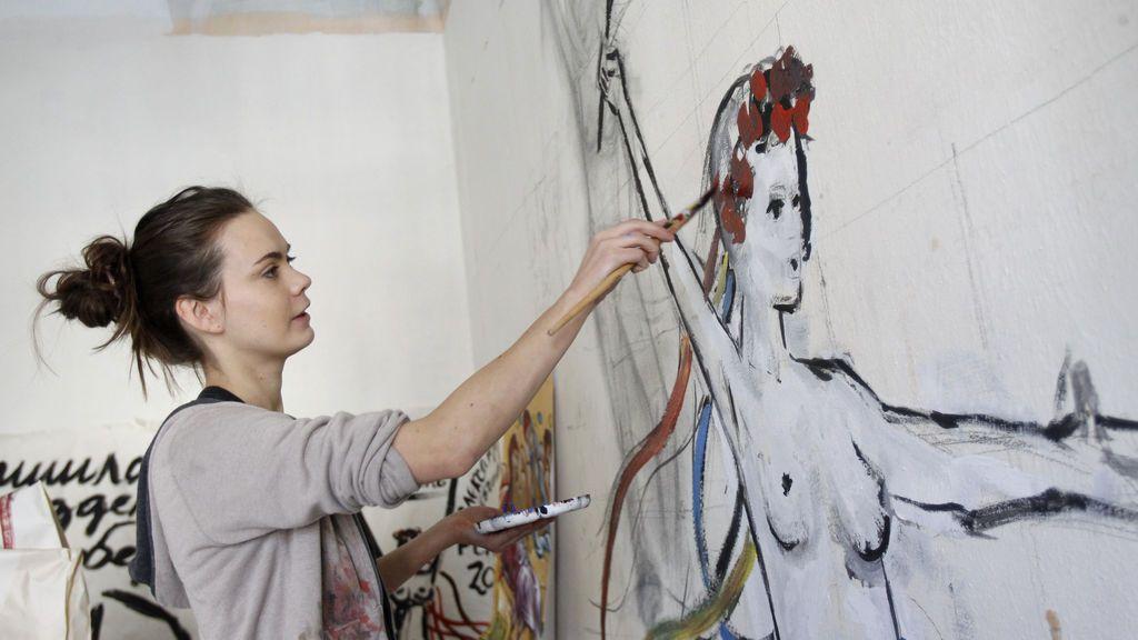 Se suicida la fundadora del movimiento Femen Oksana Shachko a los 31 años