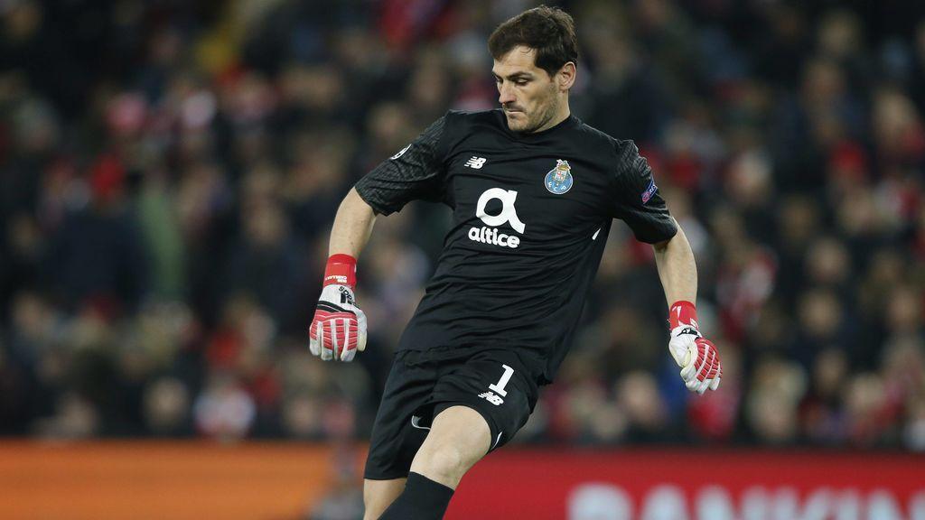 """Casillas cuelga un vídeo con todas sus cantadas: """"Que levante la mano quien no haya fallado alguna vez"""""""