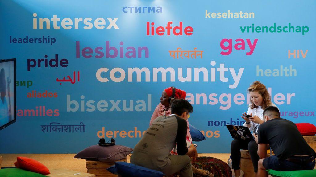 Encuentro internacional de concienciación sobre el sida