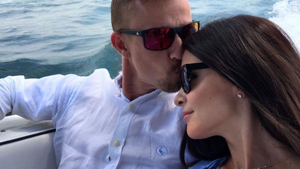 Romina y Enzo, los dos apoyos de Guti en su nueva vida en Turquía