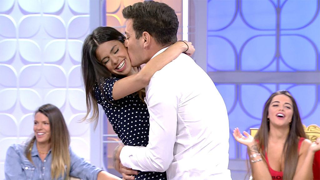 ¡Marina pide su primera cita sin cámaras y se la concede a Pablo!