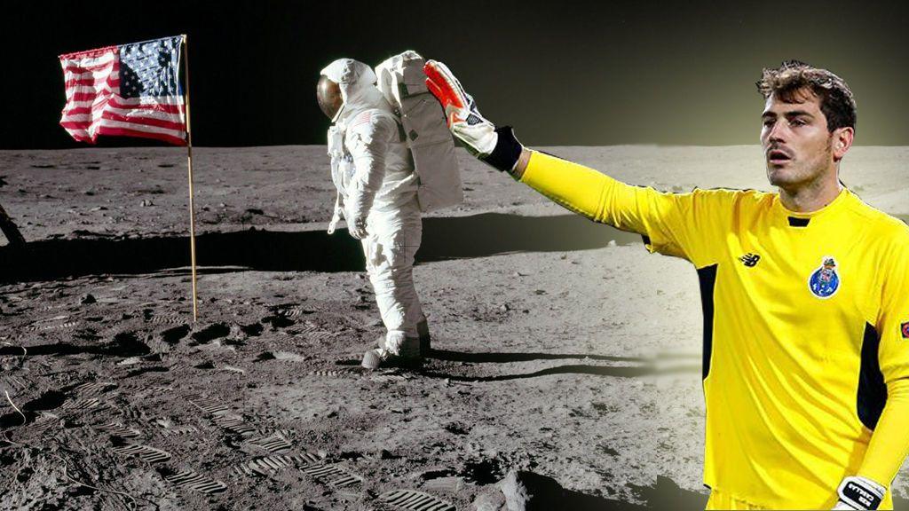 La explicación que ha gustado a Casillas: Álex Riveiro y la demostración de que el hombre sí llegó a la Luna