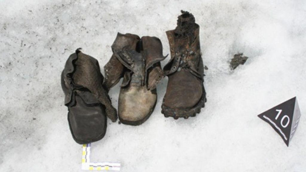 botas glaciar