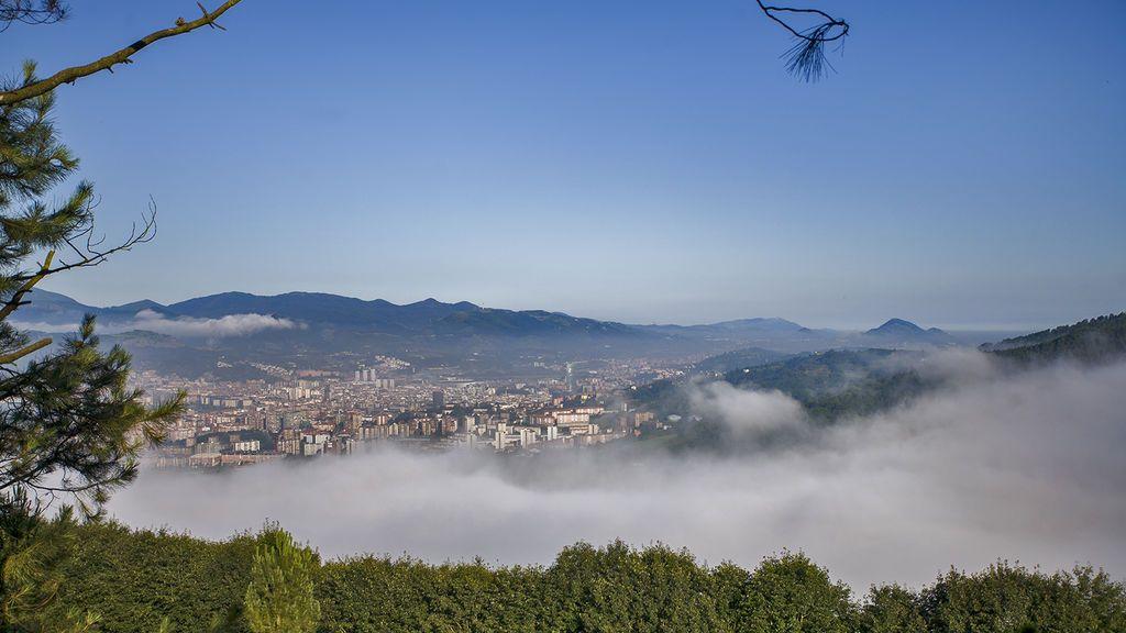 Imanol Aragón en Bilbao, Vizccaya