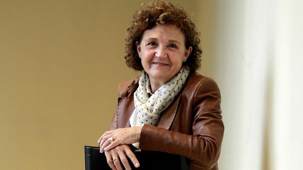 Carmen Caffarel, catedrática de Comunicación en la Universidad Rey Juan Carlos (Madrid) y directora general de RTVE entre 2004 y 2007.