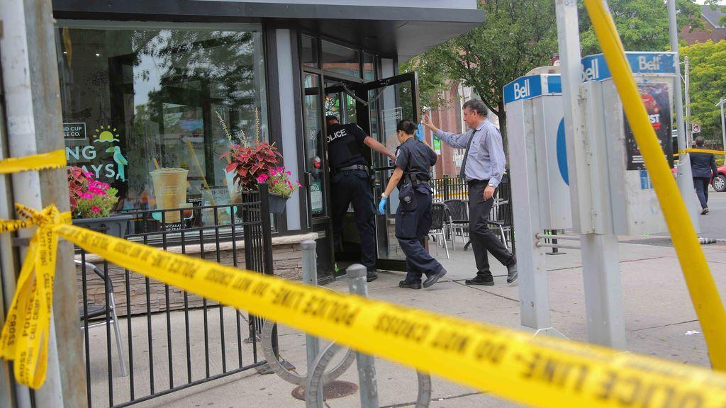 Identifican al presunto autor del tiroteo en Toronto