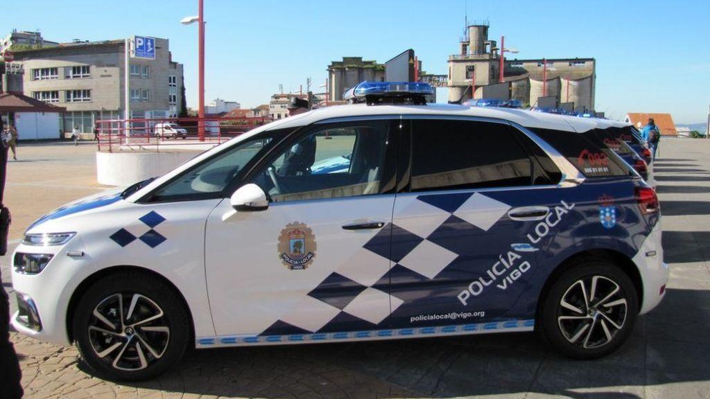 Detenido un conductor sin carné, ebrio y drogado, que se fugó tras un accidente con una furgoneta robada