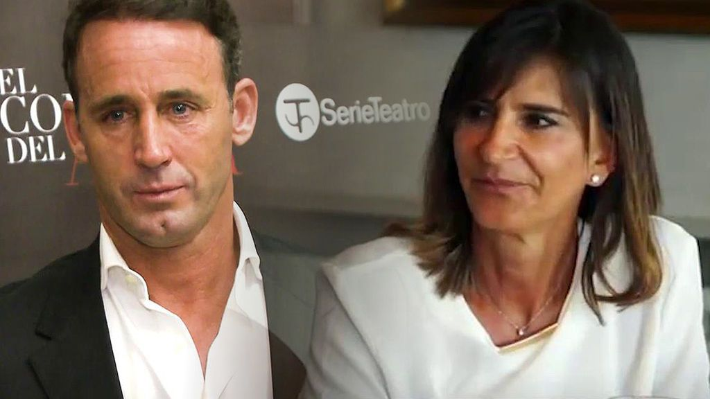 Escassi tiene nueva novia: Carmen Matutes