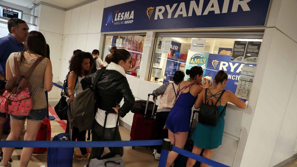 Huelga en Ryanair: los derechos que tienen los pasajeros afectados