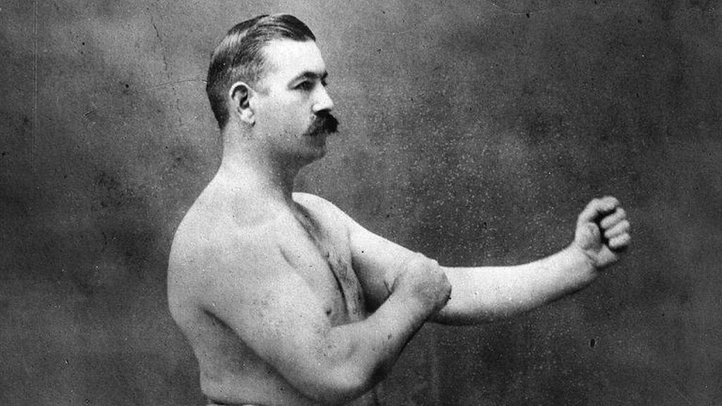 Historias de Boxeo (XVI): John L. Sullivan, la primera 'celebrity' del deporte mundial