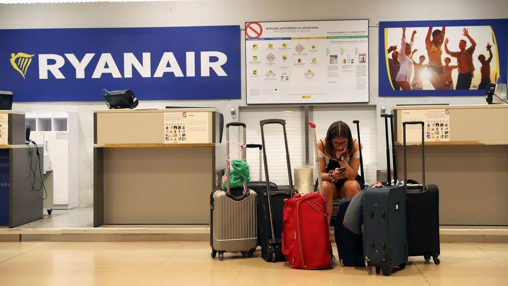 Arranca la huelga de Ryanair