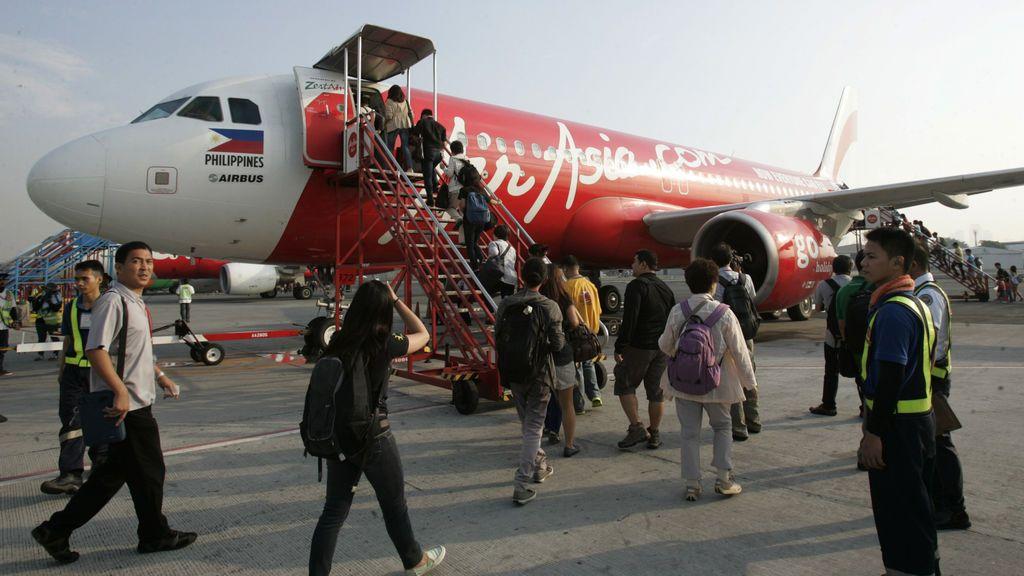 Hallado el cadáver de un bebé en el baño de un avión antes de que aterrizara en Nueva Delhi