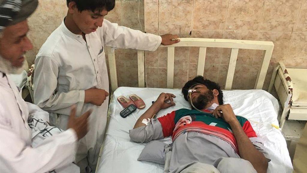 Varios muertos y heridos en el marco electoral de Pakistán
