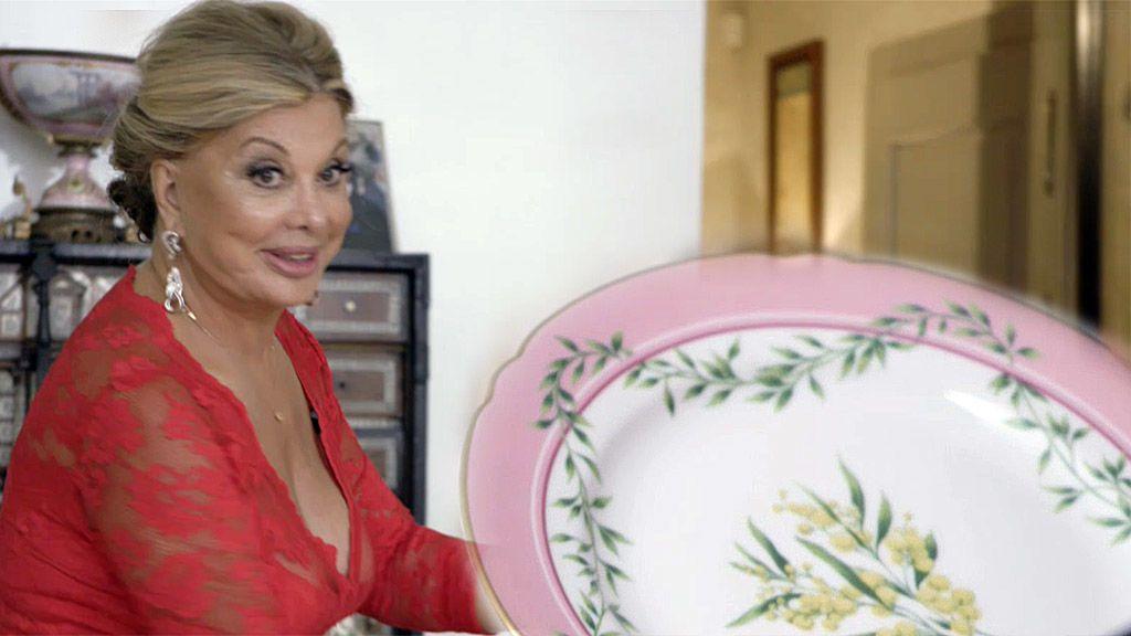 Olivia Valere prepara una cena original con recetas propias sobre platos de Christian Dior