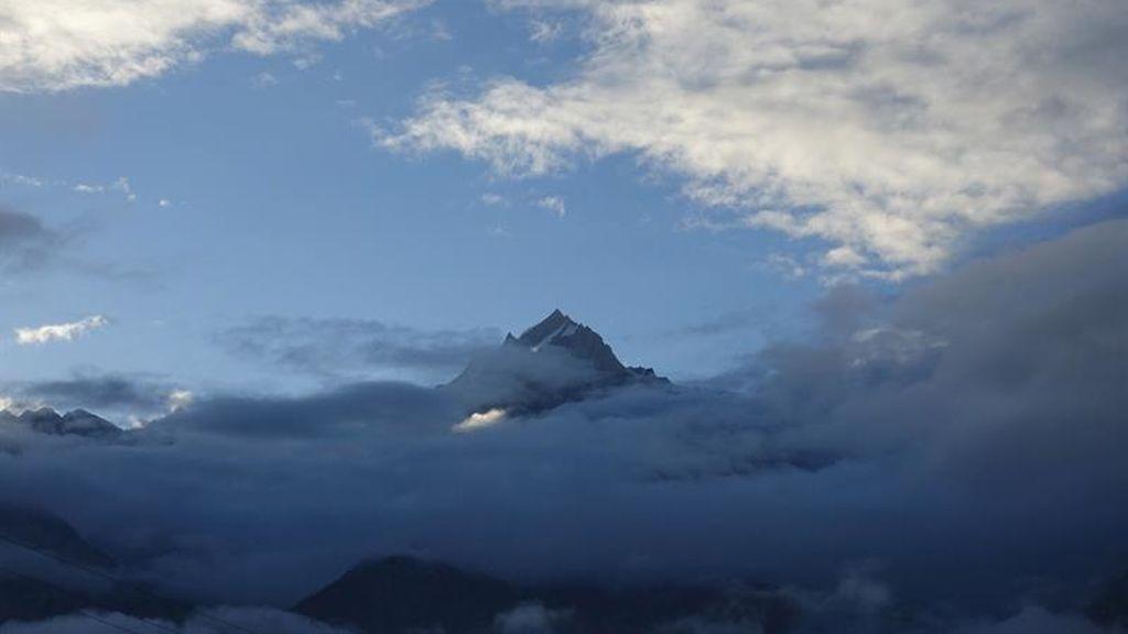 La montaña sagrada de Shiva