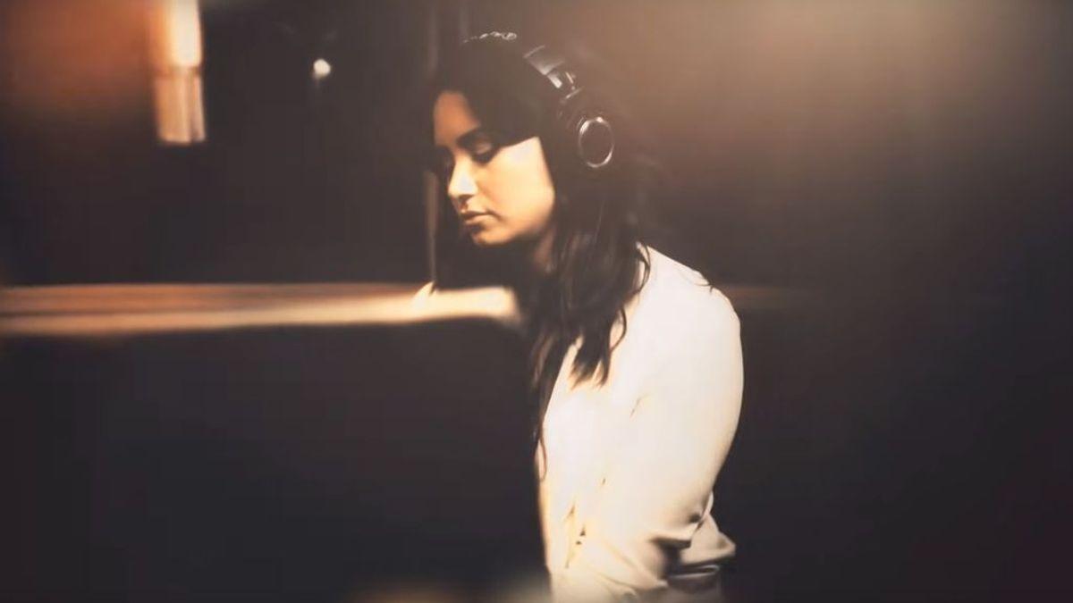 Analizamos 'Sober', la canción premonitoria en la que de Demi Lovato confesó su recaída