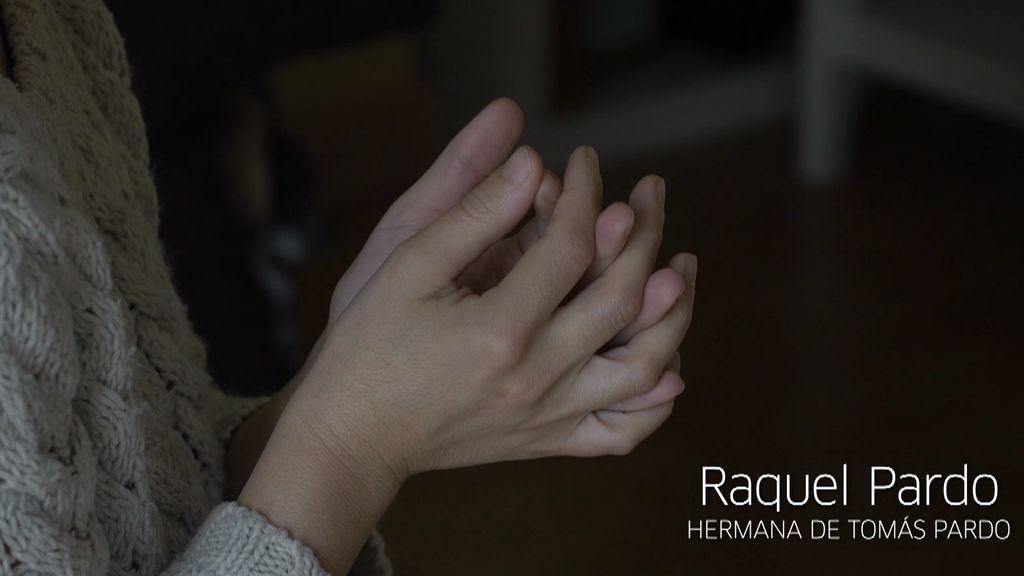 """Raquel, hermana de Tomás Pardo: """"En un vis a vis me dijo que no me veía como hermana, que me veía como mujer"""""""