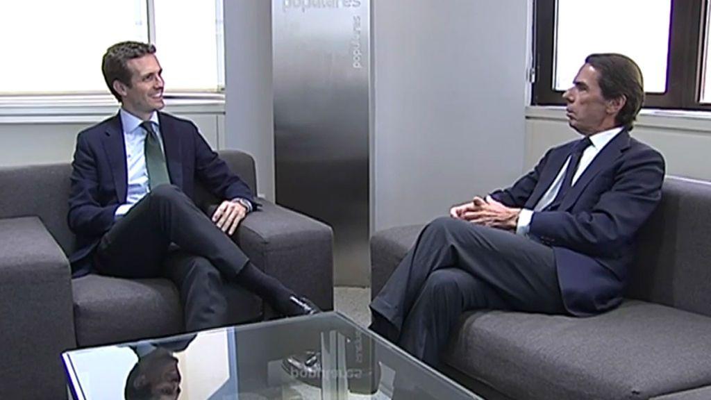 ¿Quién lo dijo: José María Aznar o Pablo Casado?