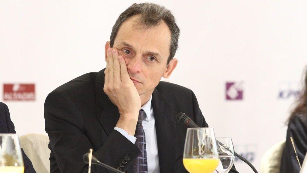 """Pedro Duque: """"Por fin tenemos datos fehacientes de la existencia de agua líquida en Marte"""""""