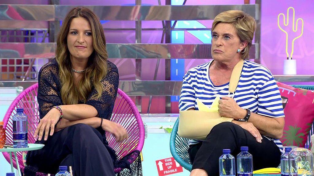 Laura Fa sustituye a Chelo y estrena su propio 'Diario Fa' ¿Cómo le habrá sentado la noticia a Chelo García Cortés?