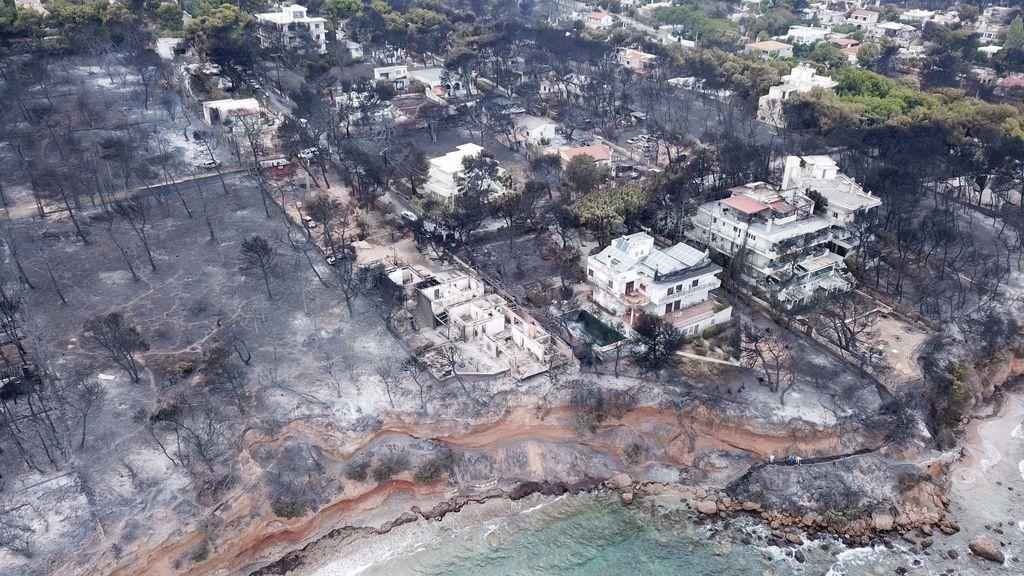 grecia fuego