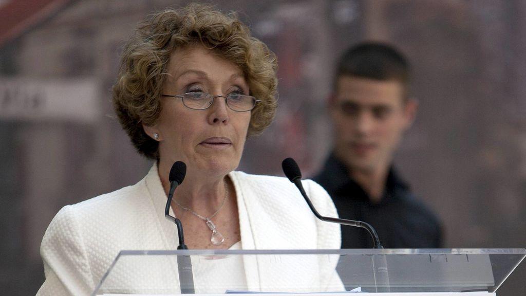 Rosa María Mateo, administradora única de RTVE, en una imagen de archivo.