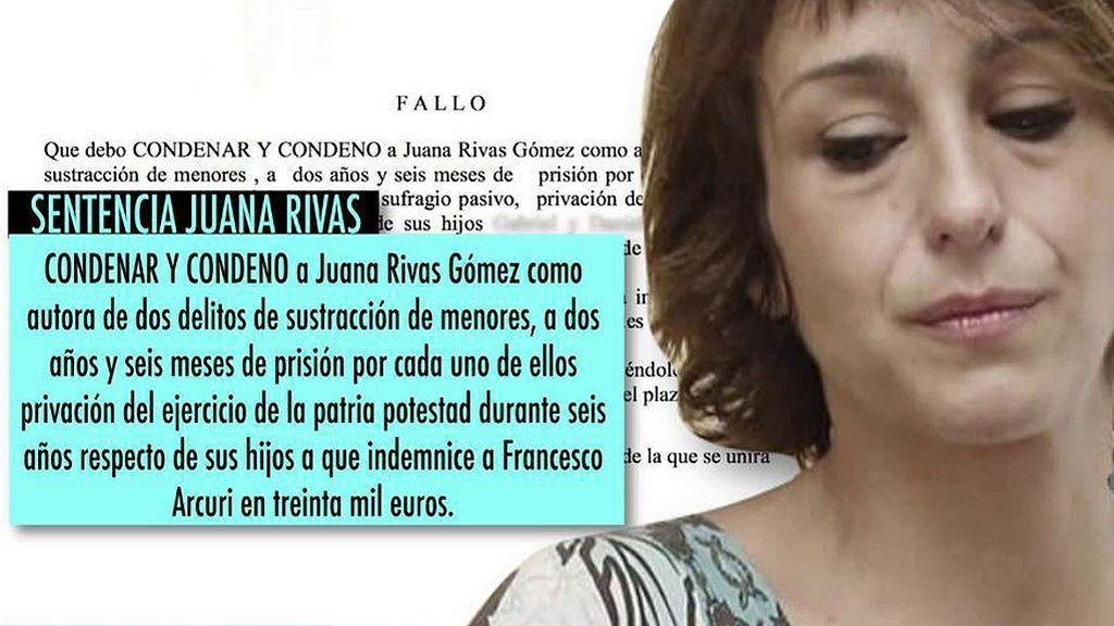 Polémica por la sentencia de Juana Rivas: la reacción de los políticos en Twitter