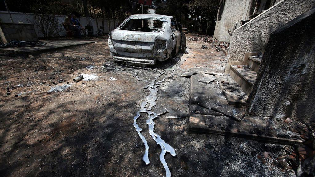 """Tsipras, primer ministro griego: """"Las autoridades han concluido que hay responsables tras estos incendios"""""""
