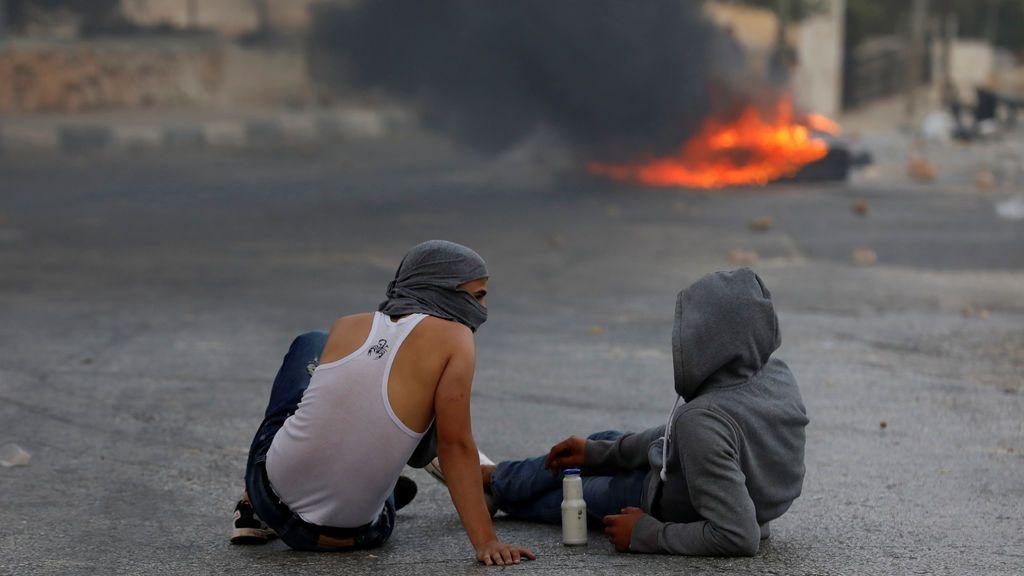 Continúan los enfrentamientos en Cisjordania