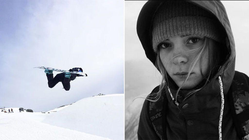 Muere la joven promesa del snowboard británico, Ellie Soutter de 18 años