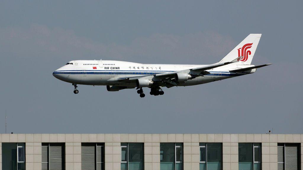 Un vuelo de Air China vuelve a París por una falsa amenaza terrorista