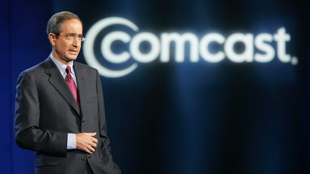 El presidente y director ejecutivo de Comcast, Brian L. Roberts.