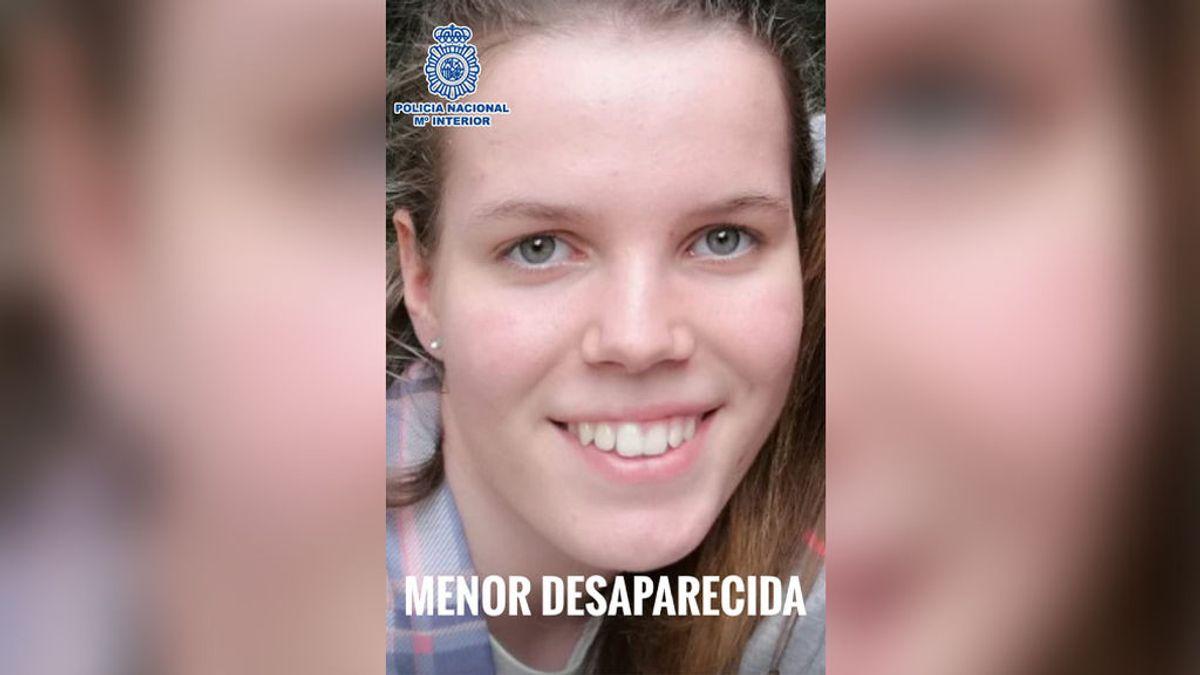 Buscan a una adolescente de 15 años desaparecida en Madrid