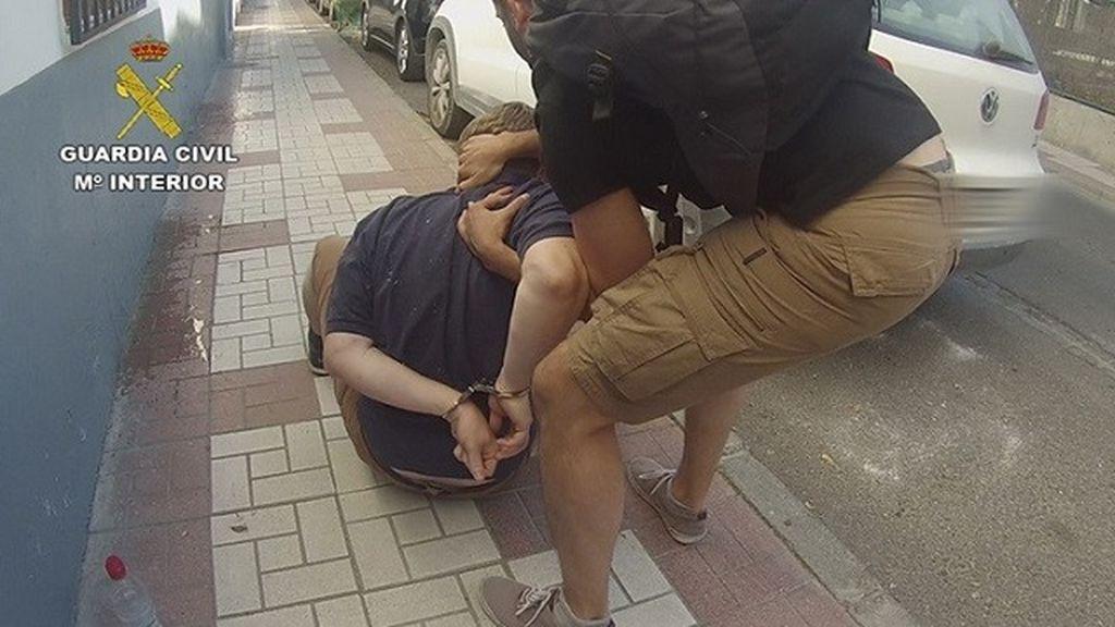 Detenido en Granada un pederasta fugitivo buscado en Europa