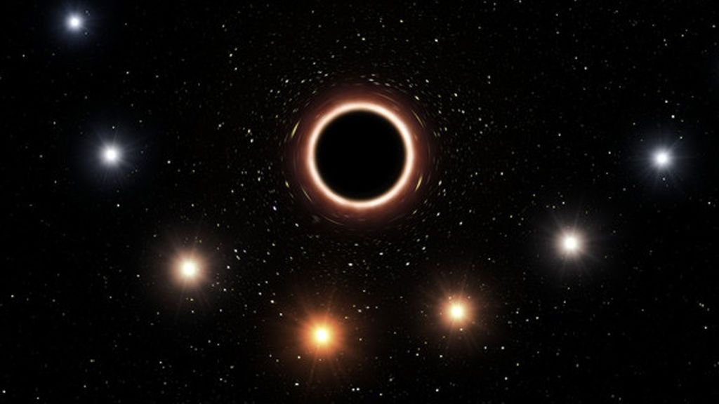 Probada la relatividad general de Einstein cerca de un agujero negro supermasivo