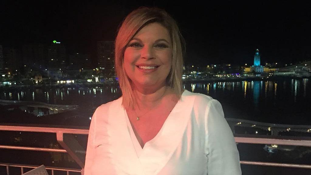 La sorpresa de Terelu Campos en Málaga