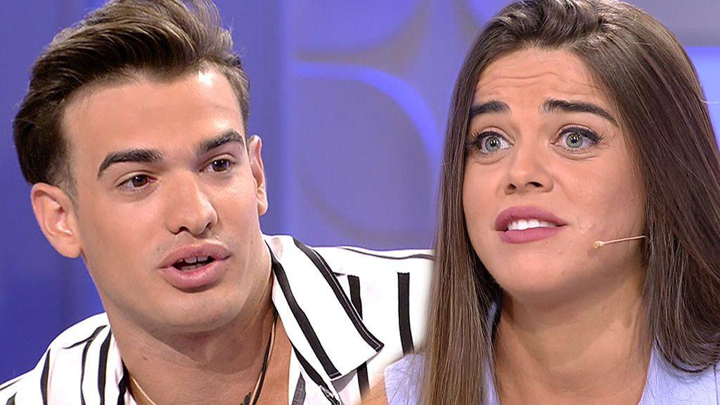 Violeta manda a Pedro a la silla caliente por su comportamiento en Ibiza