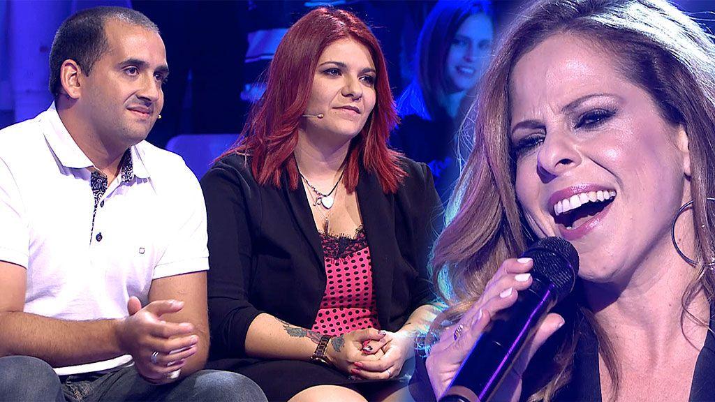 La tremenda sorpresa de Pastora Soler a Juani que ha conseguido acabar con su miedo escénico