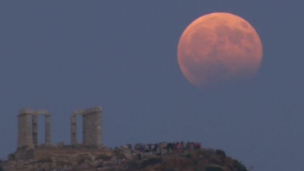 Los efectos de la luna de sangre