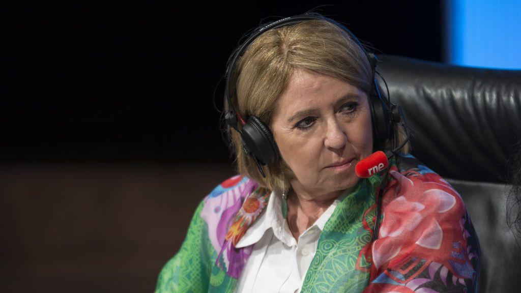 Alicia Gómez Montano, periodista de 'En portada' (TVE) y exdirectora de 'Informe semanal' entre 2004 y 2012.