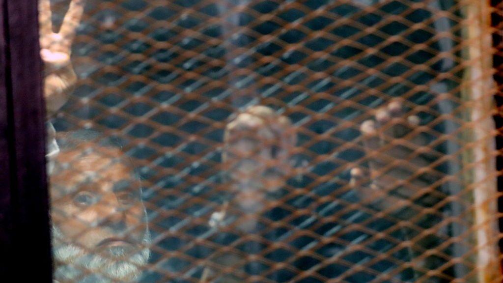 Condenados a muerte a 75 participantes en las acampadas de 2013 en El Cairo