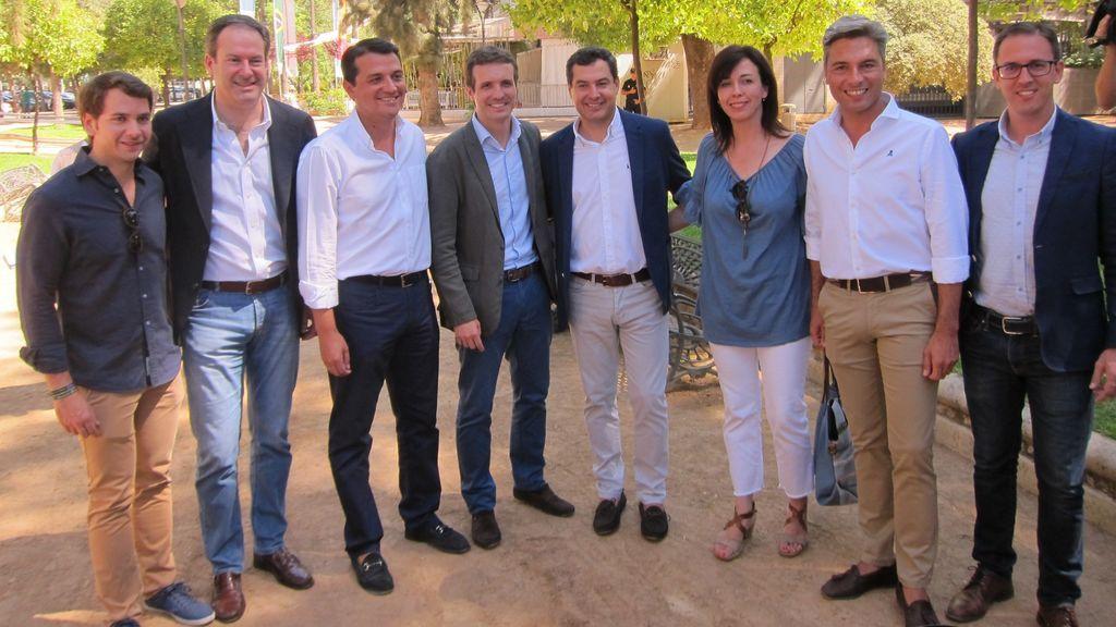"""Casado, a Torra: el PP frenará """"cualquier intento de sedición y de independencia"""""""
