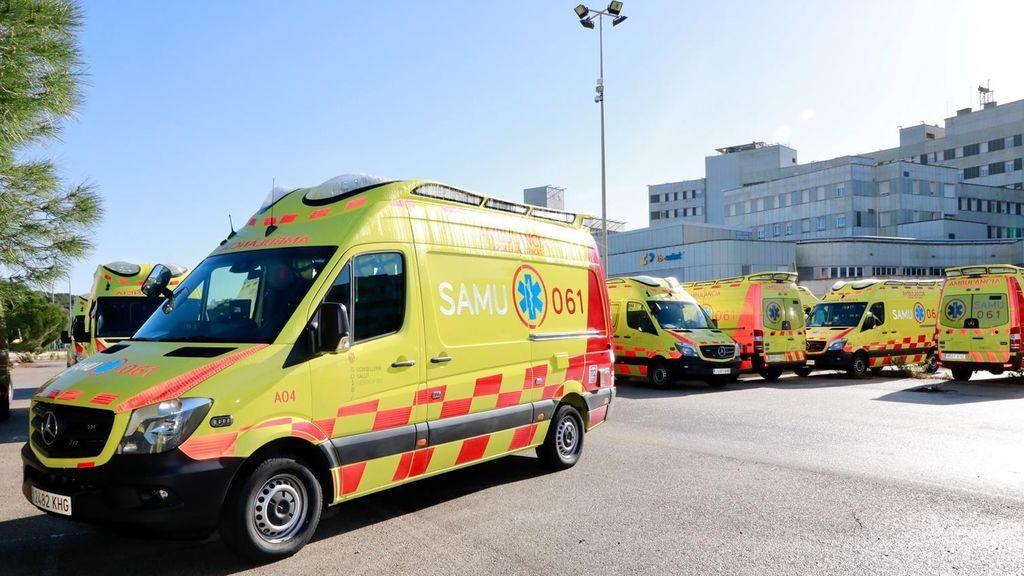 En estado crítico dos nadadores tras ser arrollados y perder varias extremidades en Mallorca