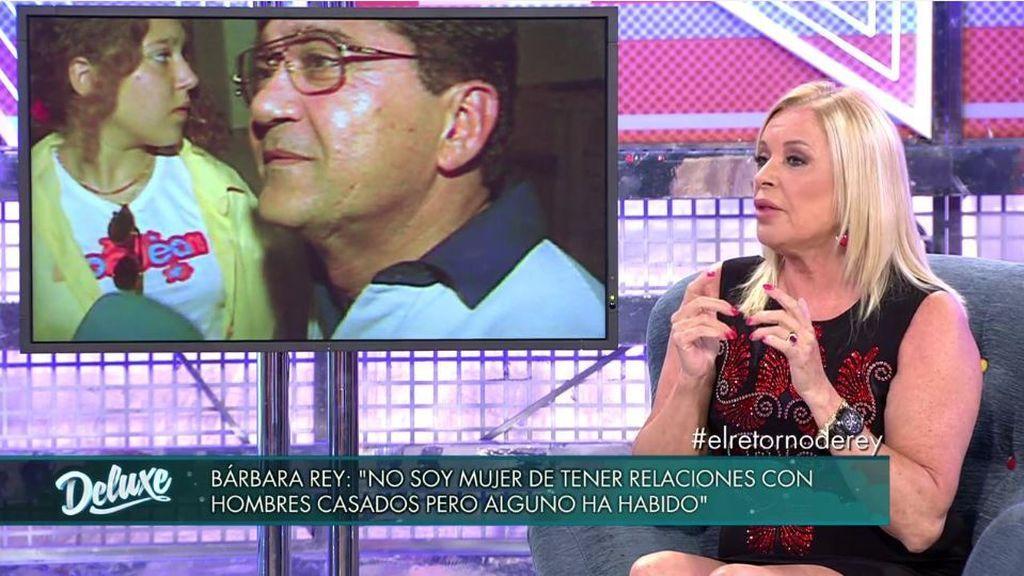 """Bárbara Rey explota por las supuestas infidelidades a Ángel Cristo: """"Mis hijos son de mi marido """""""