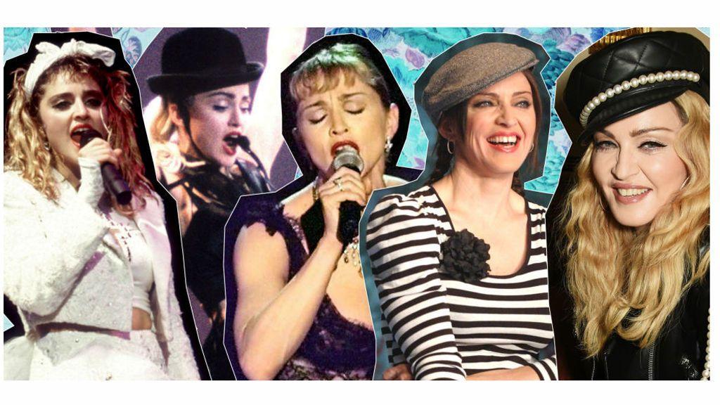 Los 60 años de Madonna en 60 momentazos inolvidables