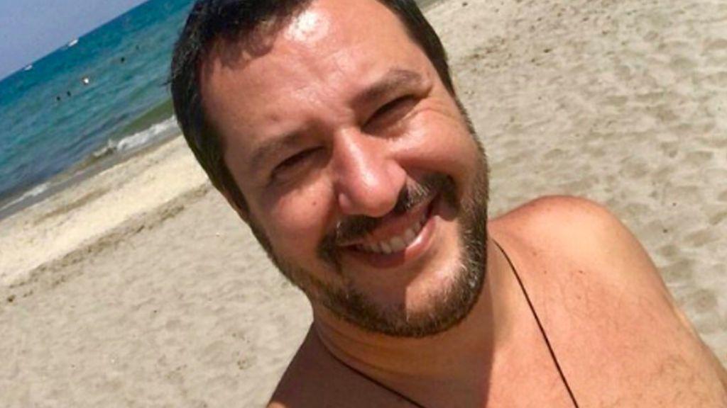 """Matteo Salvini responde al Consell de Mallorca: """"¿No bienvenido a Mallorca? ¡A quién le importa!"""""""