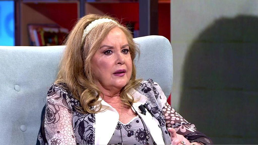 """La anécdota de Fedra Lorente que deja sin palabras a Toñi: """"Le bailé a un abuelete y al día siguiente murió"""""""