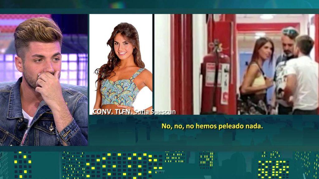 ¡Bombazo! Sofía Suescun dice que ella y Alejandro Albalá siguen juntos y él lo niega