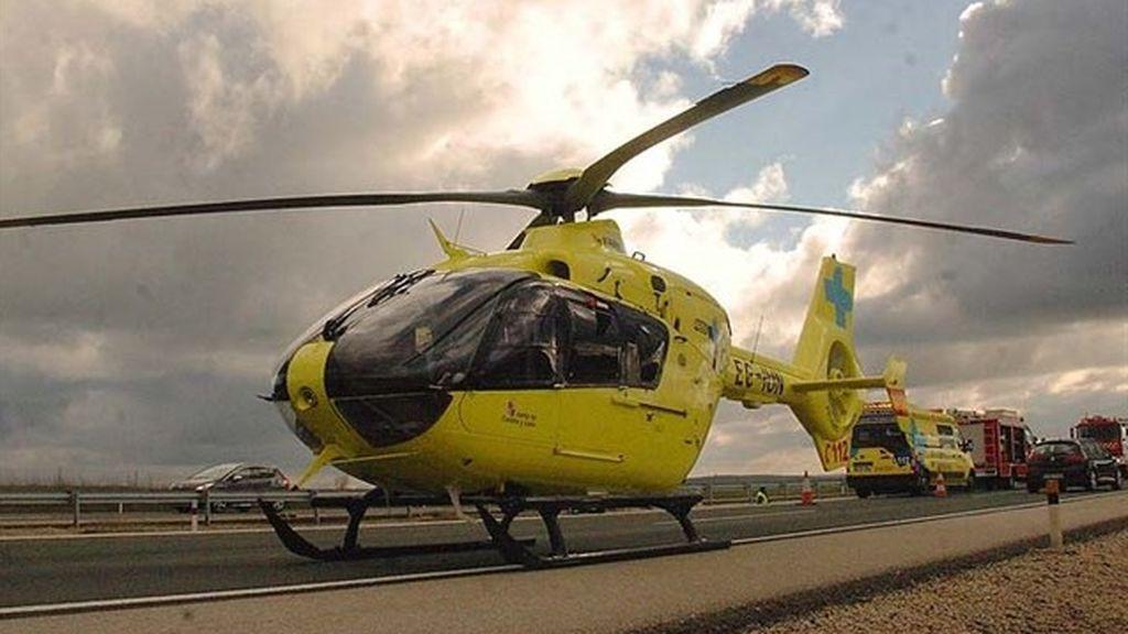 Fallece un hombre en León al cortarse en el cuello accidentalmente con una radial